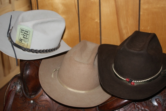 """Like hell it's yours--put it back!  This Hat Belongs To:"" . . . ."