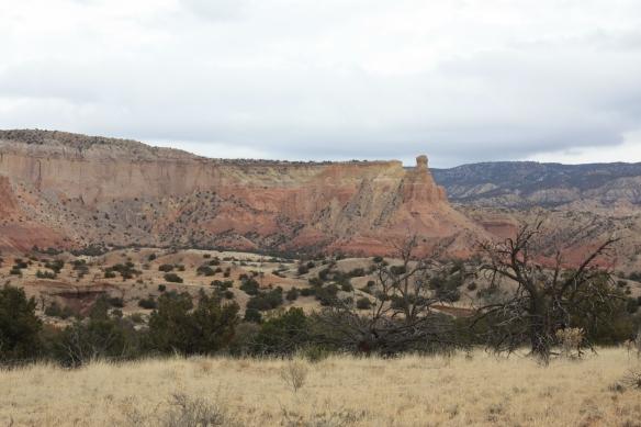 craggy peak . . . .